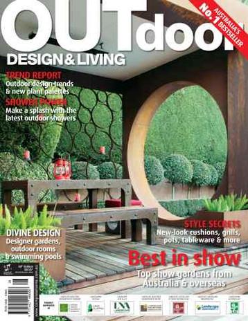 Outdoor Design & Living Magazine Edition 28 2015 Photographer Dale Cullen