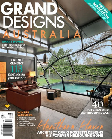 Grand Designs Australia Magazine Edition 6.4 2017 Photographer Paal Grant Designs& Huis Ten Bosch