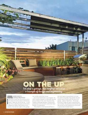 Backyard Outdoor Entertaining Magazine Edition 32 2016 Photographer Patrick Redmond