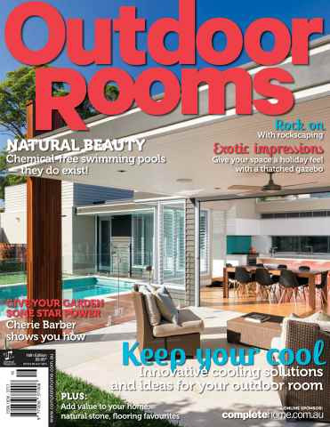Outdoor Rooms Magazine Edition 16 2012 Photographer Patrick Redmond
