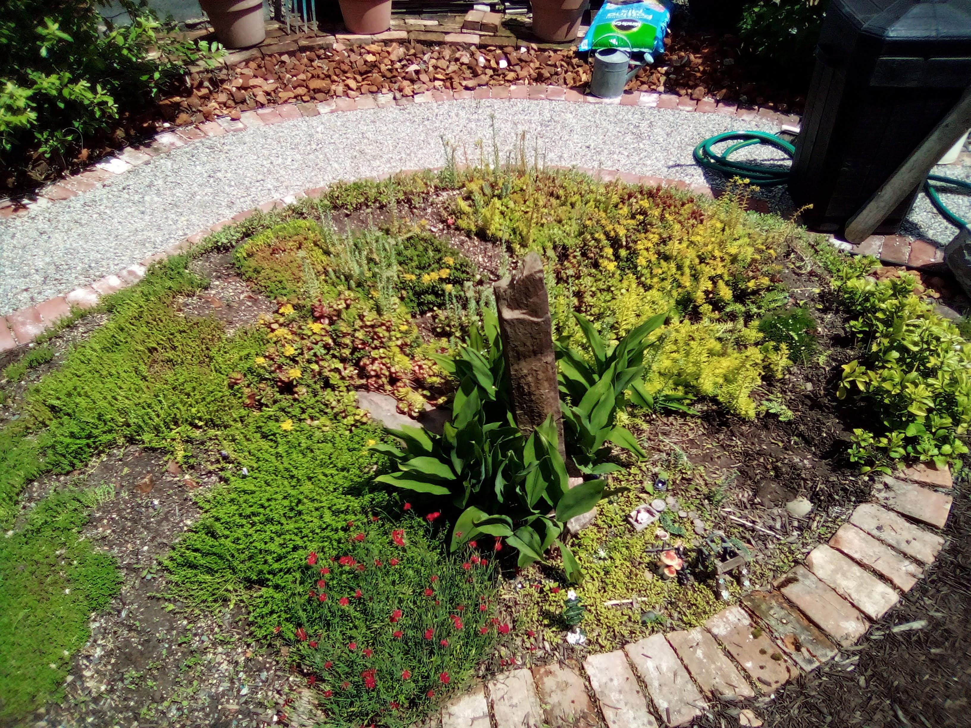 The Garden Barrows