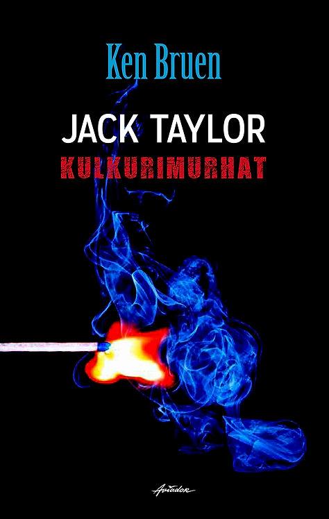 Jack Taylor ja kulkurimurhat (e-kirja)