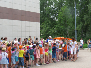 Центр дневного пребывания     «Звездная юность» - детский город профессий «Звездоград»