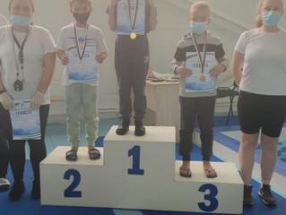 Соревнования по плаванию прошли на «УРА!»