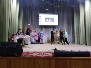 Призеры районного зонального этапа Республиканского конкурса фестиваля театрально-фольклорных коллек