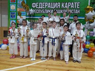 Всероссийский турнир по карате
