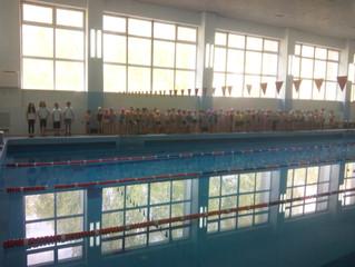 Итоговые соревнования по плаванию среди учащихся МБОУ ДО ДД(Ю)Т