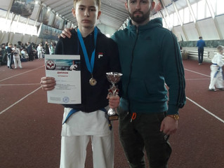 V Кубок Республики Башкортостан по кекусинкай каратэ