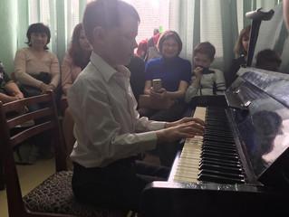 """Отчетный концерт учащихся детского объединения """"Импровизация"""""""