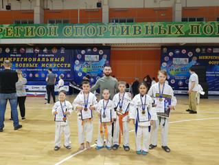 Поздравляем победителей и призёров Первенства РБ по всестеловому каратэ!