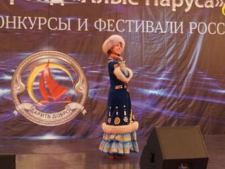 """IV Всероссийский многожанровый фестиваль """"Вот оно какое, наше лето..."""""""