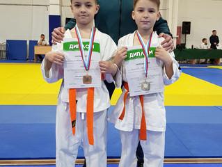Наши юные спортсмены стали призерами Первенства Самарской области по каратэ киокушинкай!