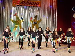 """Творческий концерт вокально-хореографической студии """"Альбина"""""""