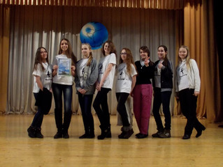 Лауреаты республиканского открытого конкурса современной хореографии «Танцевальный марафон».