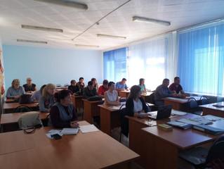Учебный семинар для педагогов совместителей школ города и района