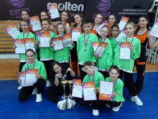 Победители Чемпионата и первенства РБ по современным танцевальный направлениям!!!