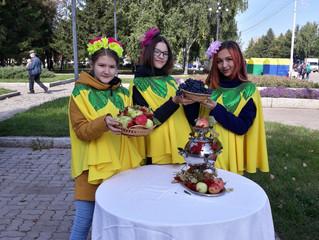 «Фестиваль шарлотки»