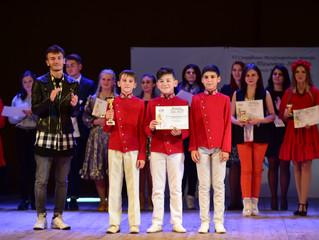 Международный Проект                                                    «Салют талантов»