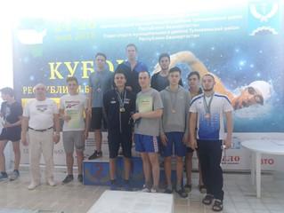 Кубок Республики Башкортостан по плаванию