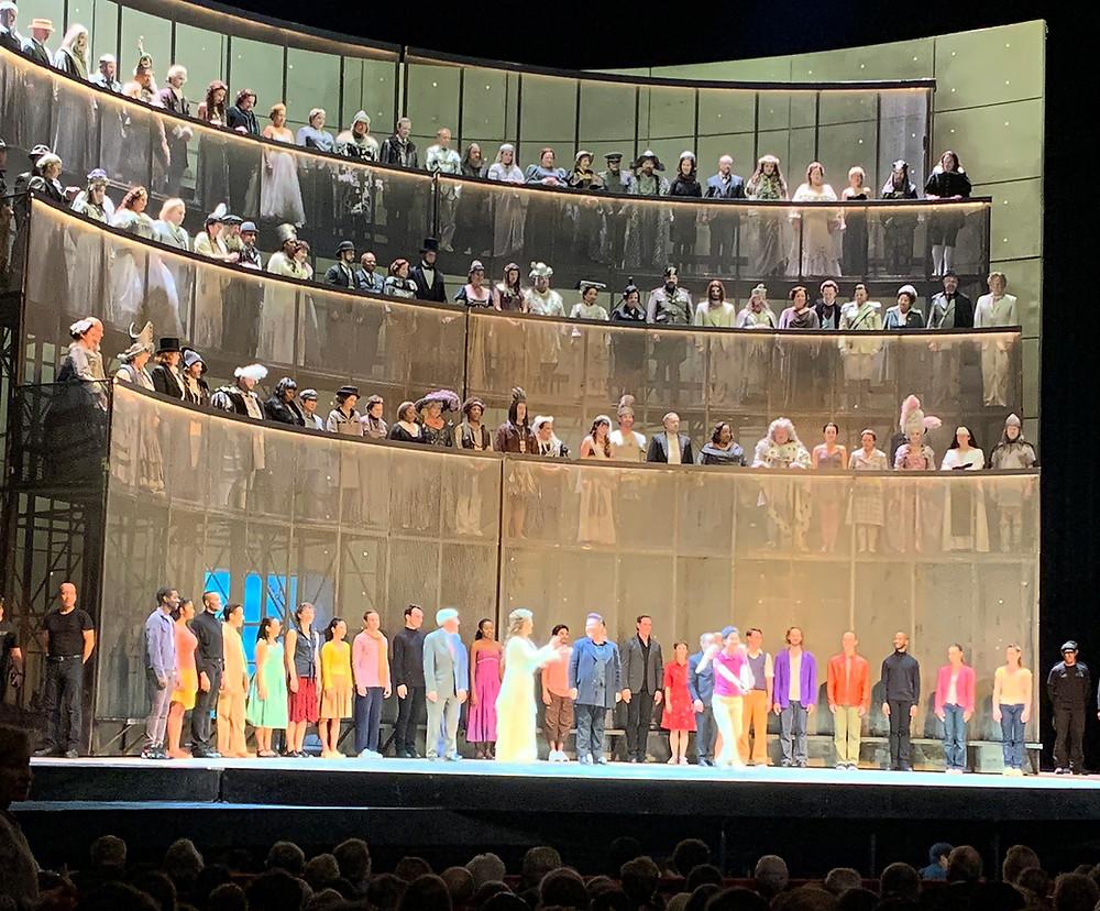 Metropolitan Opera Performance