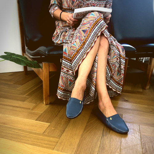 The DUMAS_sustainable indoor slippers