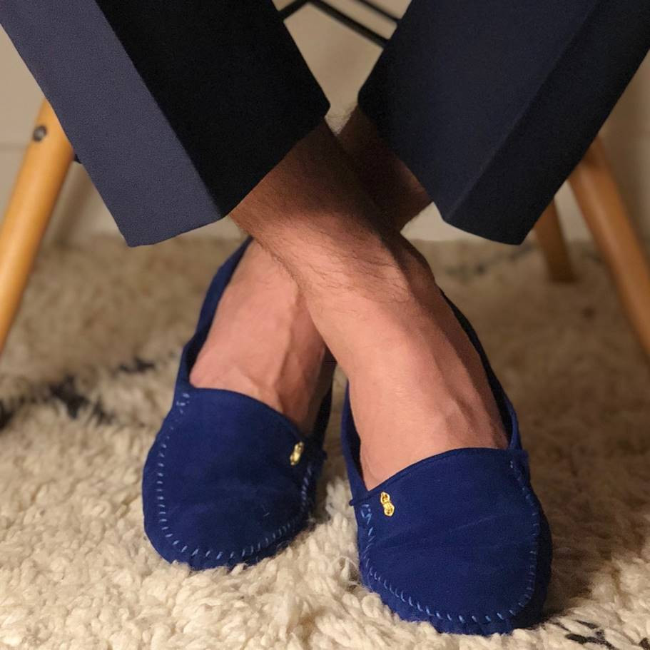THE FORMAN- sustainable shoes for indoors - IMM Shoes - House Shoes