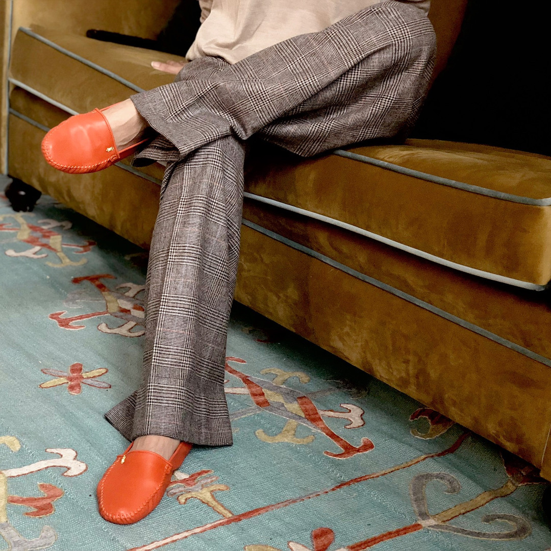 Mulan - sustainable indoor slippers