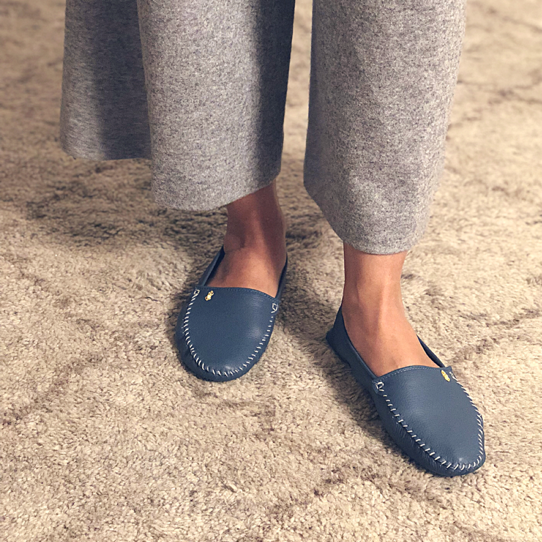 THE DUMAS - sustainable indoor slippers