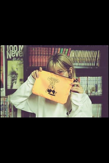 FEVER × GOOD HOOK SACOCHE Design by Face Oka