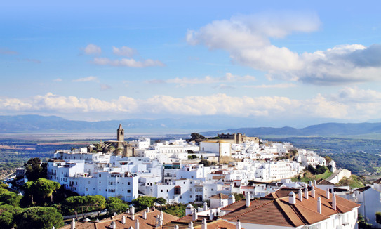 Vejer de la Frontera - schönstes Dorf von Spanien