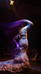 Flamenco im Museum des Flamencotanzes in Sevilla