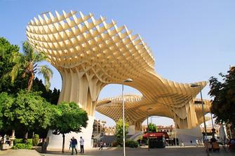 Sevilla ganz modern