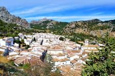 Grazalema - weisse Perle in den Bergen von Cadiz
