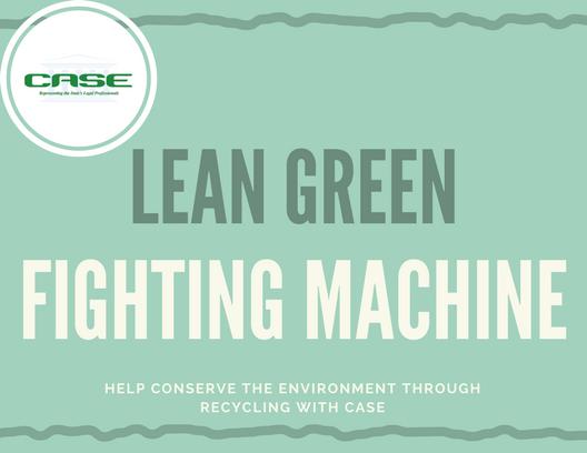 Lean, Green Fighting-Machine Campaign