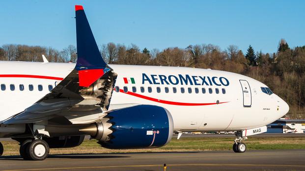Aeroméxico aumenta frecuencias a Europa a la vez que solicita prórroga al Capítulo 11