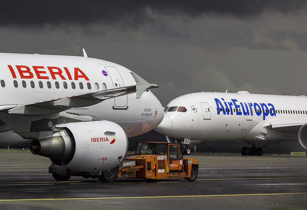 Iberia Air Europa Verano Iberojet