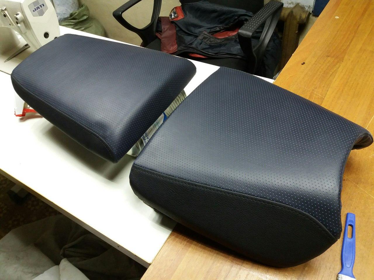 Мото сидения 3