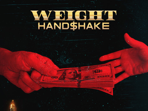 """NEW SINGLE """"HAND$HAKE"""" AVAILABLE ON ALL DIGITAL RETAILERS!!"""
