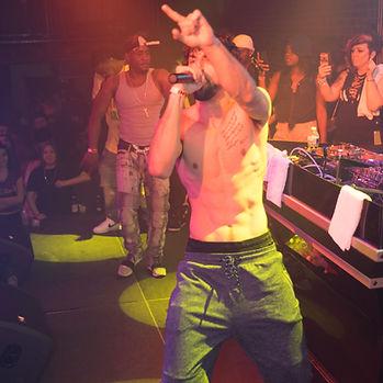Weight, rap, rapper, performance, lizard lounge,