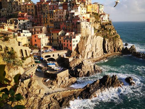 L'Italie - côte méditerranéenne