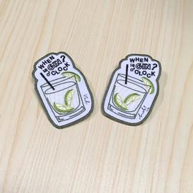 G&T pin badge