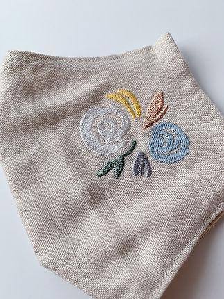 Mask Embroidery - My Sweet Scarlett