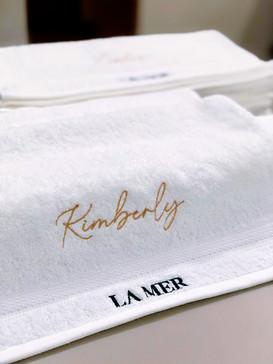 La Mer Towels