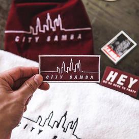 City Samba Merchandise