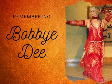 Remembering Bobbye Dee