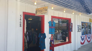 Boutique, unique women's clothing & jewelry.