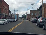 Bridge Street Merchants in Ashtabula Ohio