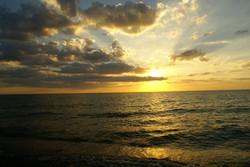 K_Brewer-Sunset at Walnut Beach