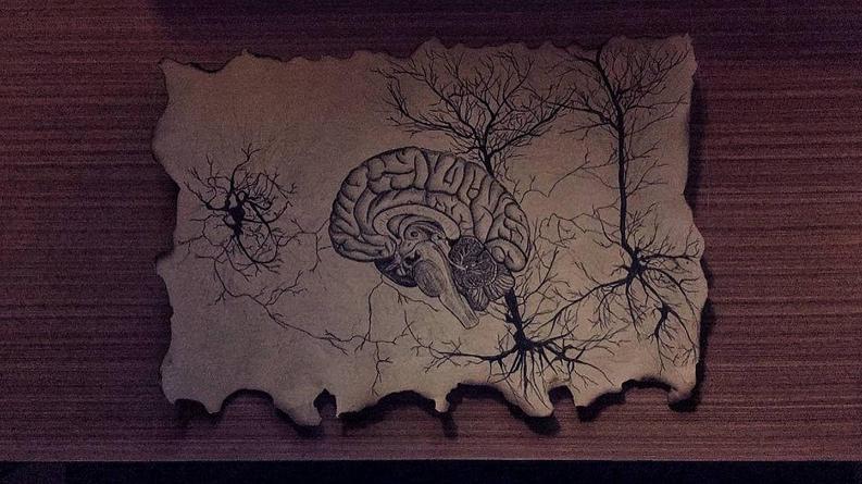 Neuro Fabrica by Ziyad Hussain