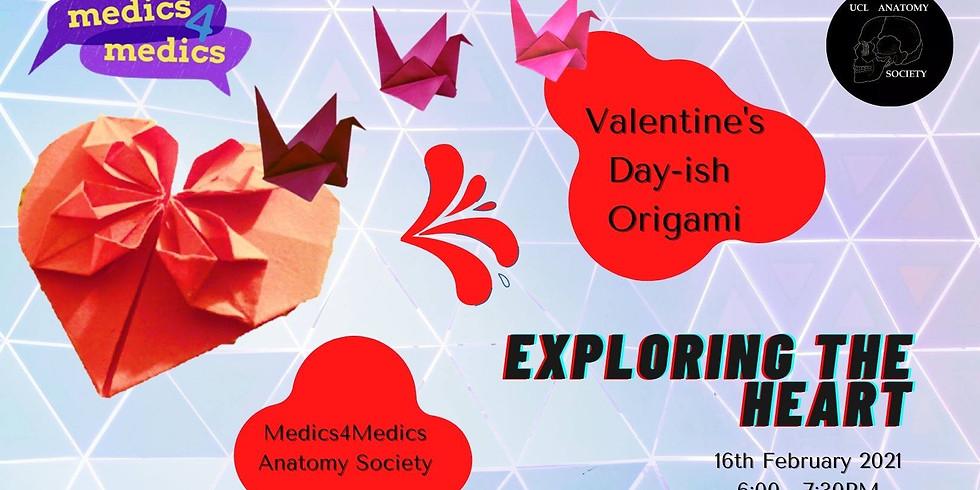 Valentine's Day-ish Origami